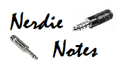 Nerdie Notes